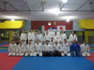 Daito Ryu seminar - Kragujevac 2013