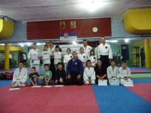 WAMA seminar - Kragujevac 2016