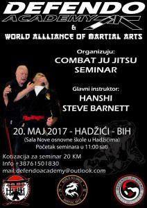WAMA seminar - Hadžići 2017
